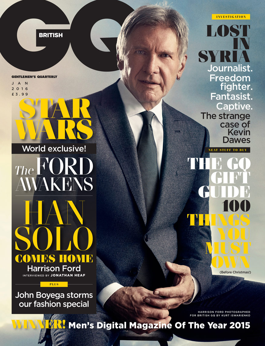 KurtIswarienko-HarrisonFord-BritishGQ-Cover