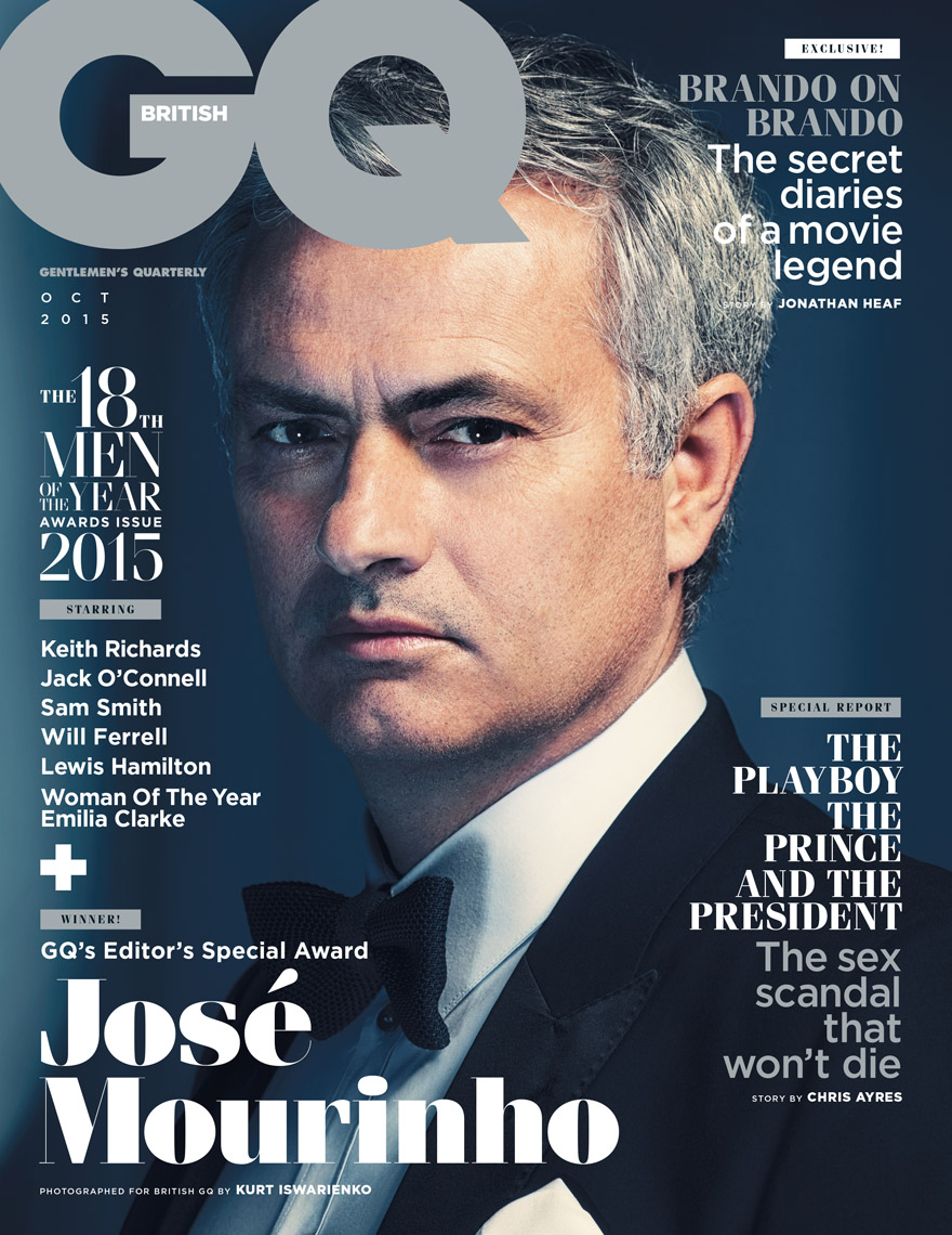 KurtIswarienko-JoseMourinho-British-GQ-Coverw